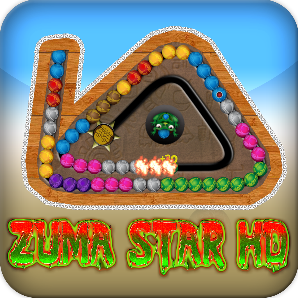 Zuma Star HD | FREE iPhone & iPad app market